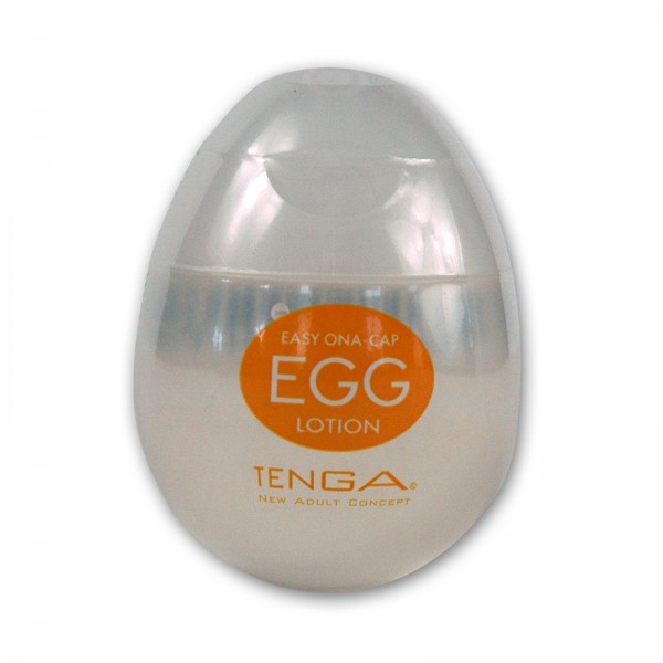Gleitcreme EGG-Lotion 65 ml, Gleitgel in Ei-Form